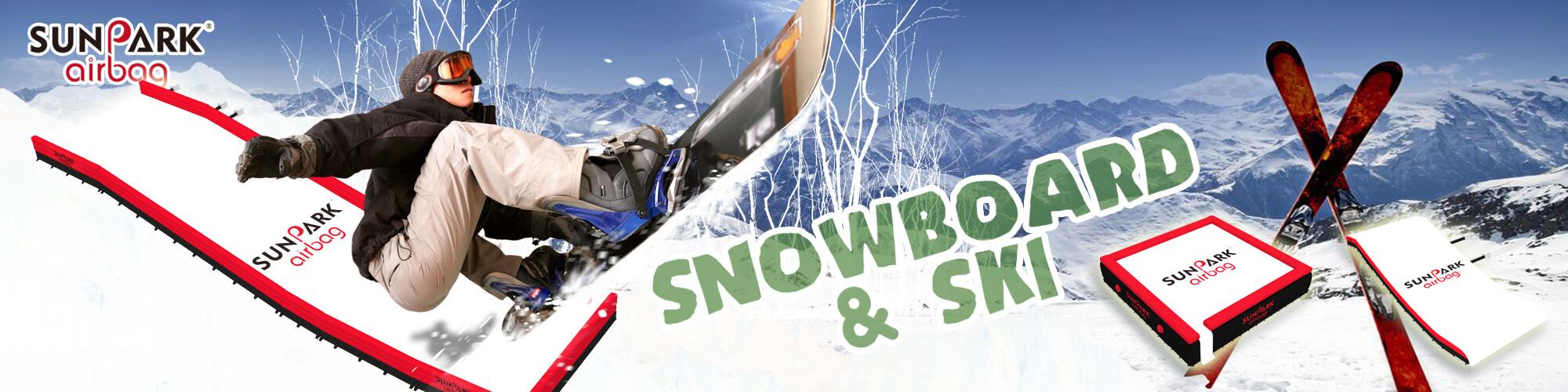 1 Snowboarding Airbag