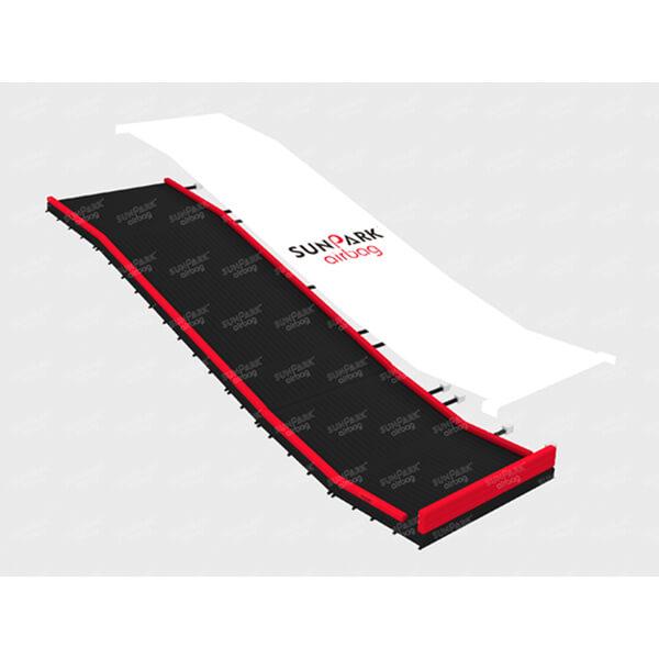 Freestyle Skiing Landing (3)