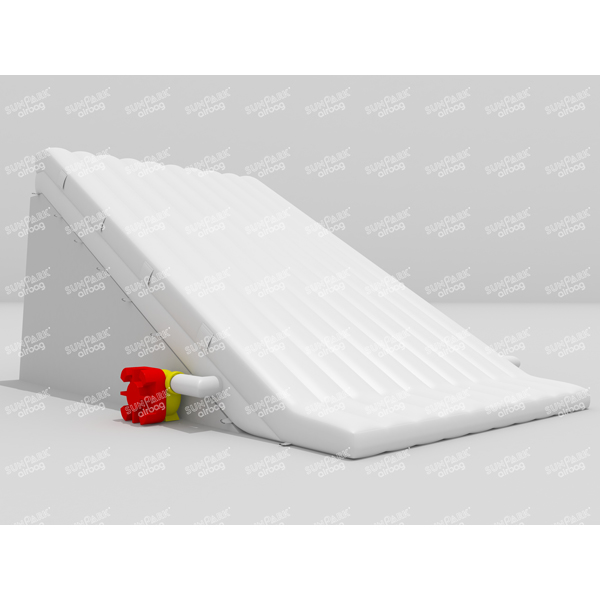 No Bounce Inflatable Landing Ramp Airbag (3)