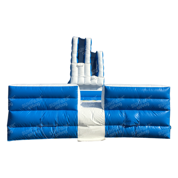 Inflatable Free Fall Airbag Stunt Jump (1)