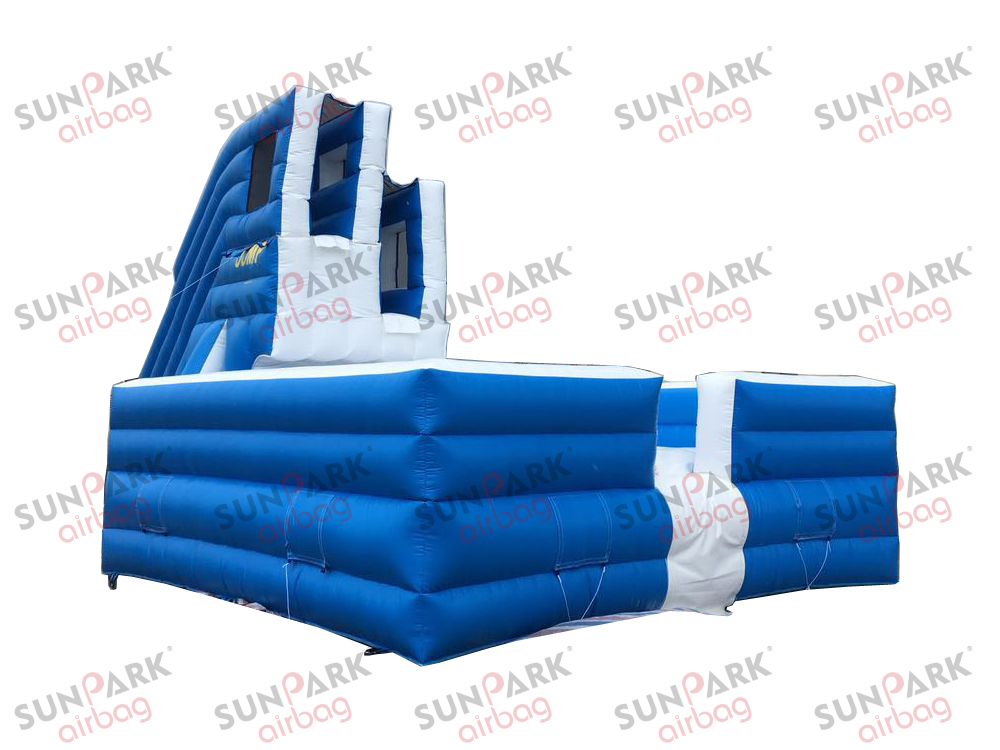 Inflatable Free Fall Airbag Stunt Jump (3)