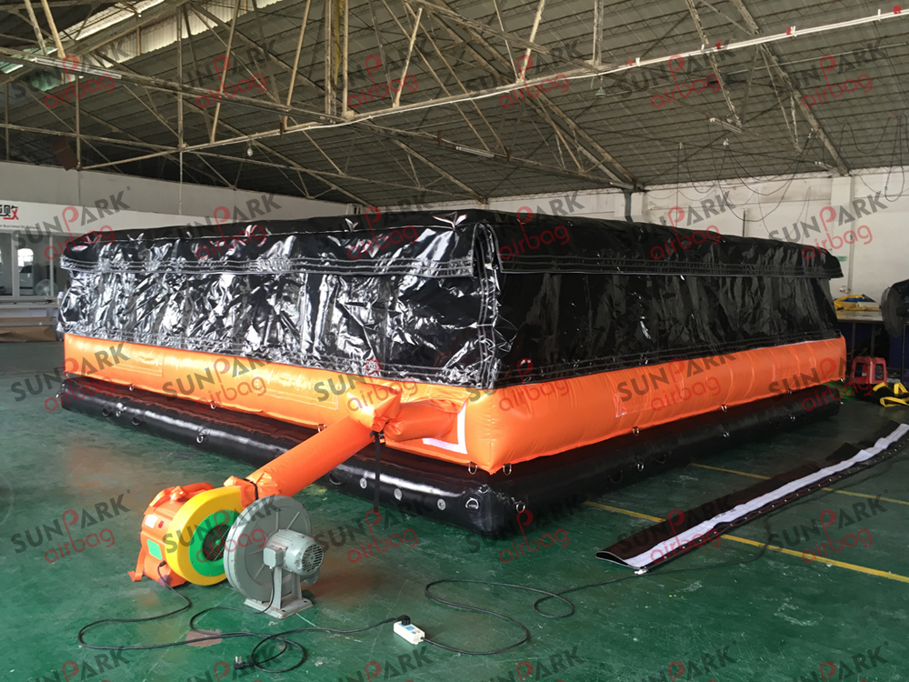 Trampoline Airbag for Sale (2)