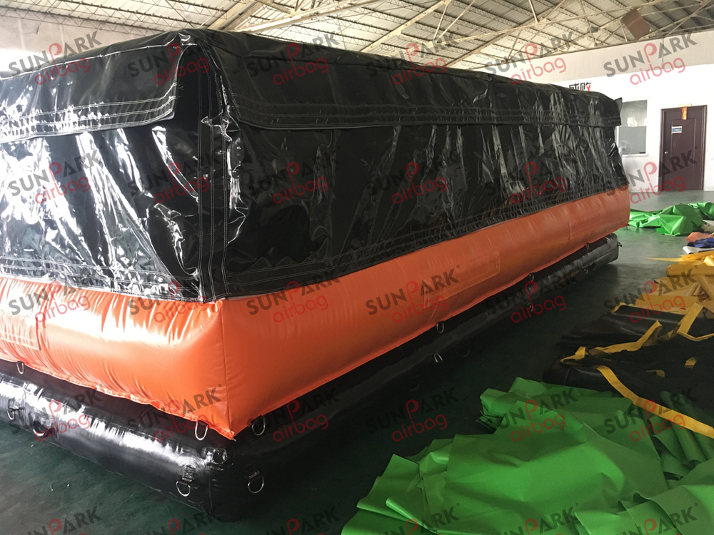 Trampoline Airbag for Sale (3)
