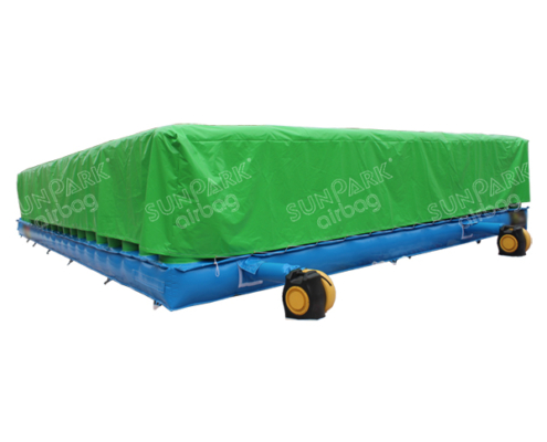 inflatable jump air bag (3)