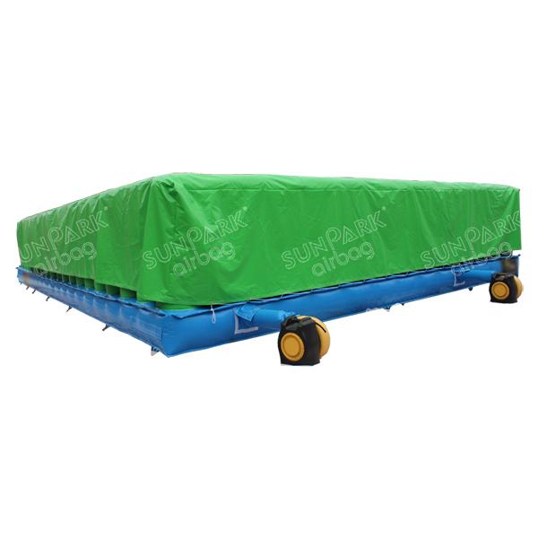 inflatable jump air bag (3)