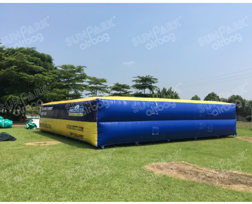 Inflatable Freestyle Airbags for Extreme Sports (1)