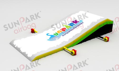 Design of Skate Airbag