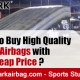 Where To Buy High Quality Landing Airbags with More Cheap Price SUNPARK Airbags