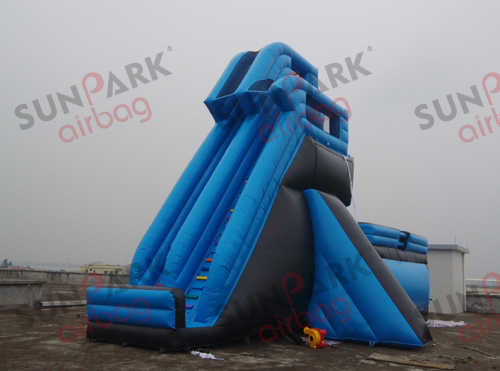 Freefall Inflatable Platform