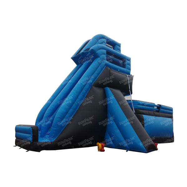 Stunt Jump Airbag Double Platform (2)