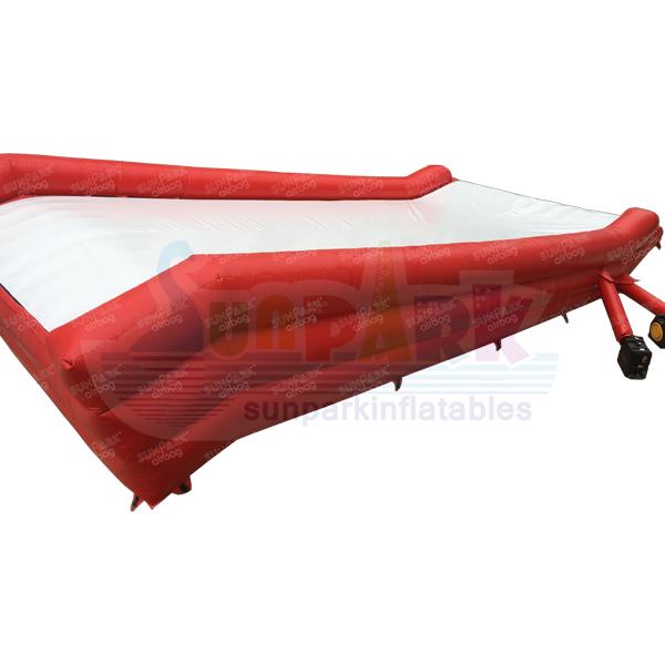 Airbag Landing Pad