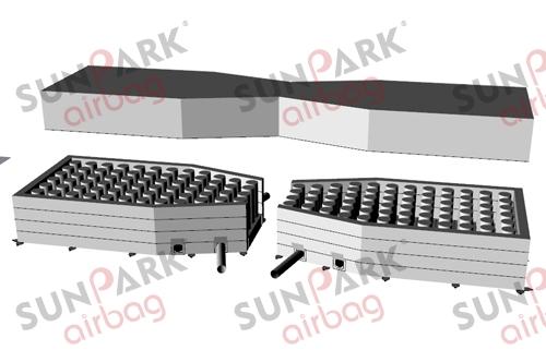 Airbag for Gymnastics_Design