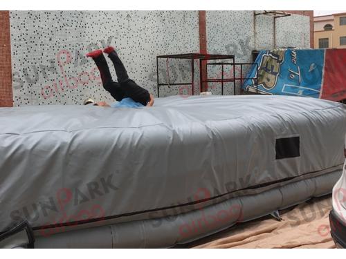 Airbag for Gymnastics_Landing
