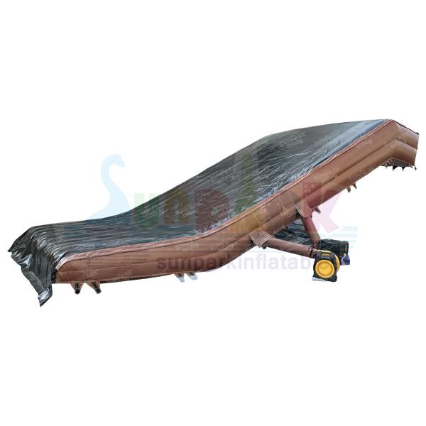Dirt Bike Jump Landing Airbag