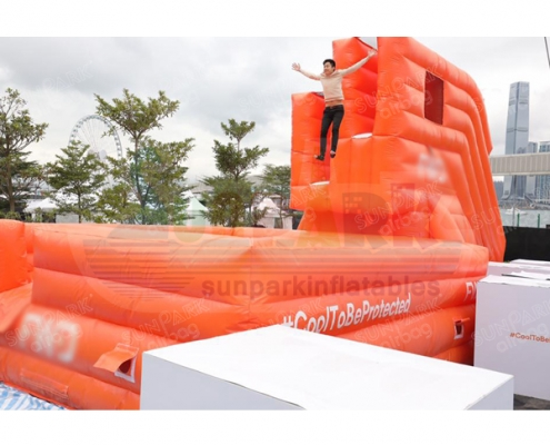 Free Fall Jump Airbag (1)