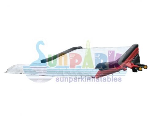Skateboarding Airbag