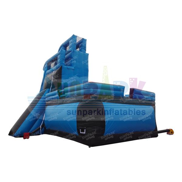 Stunt Jump Airbag Double Platform (4)