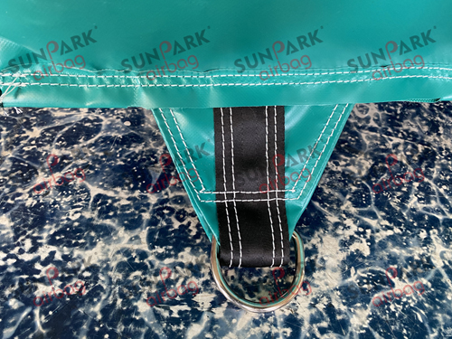 Anchor Strap - Inflatable Stunt Mat